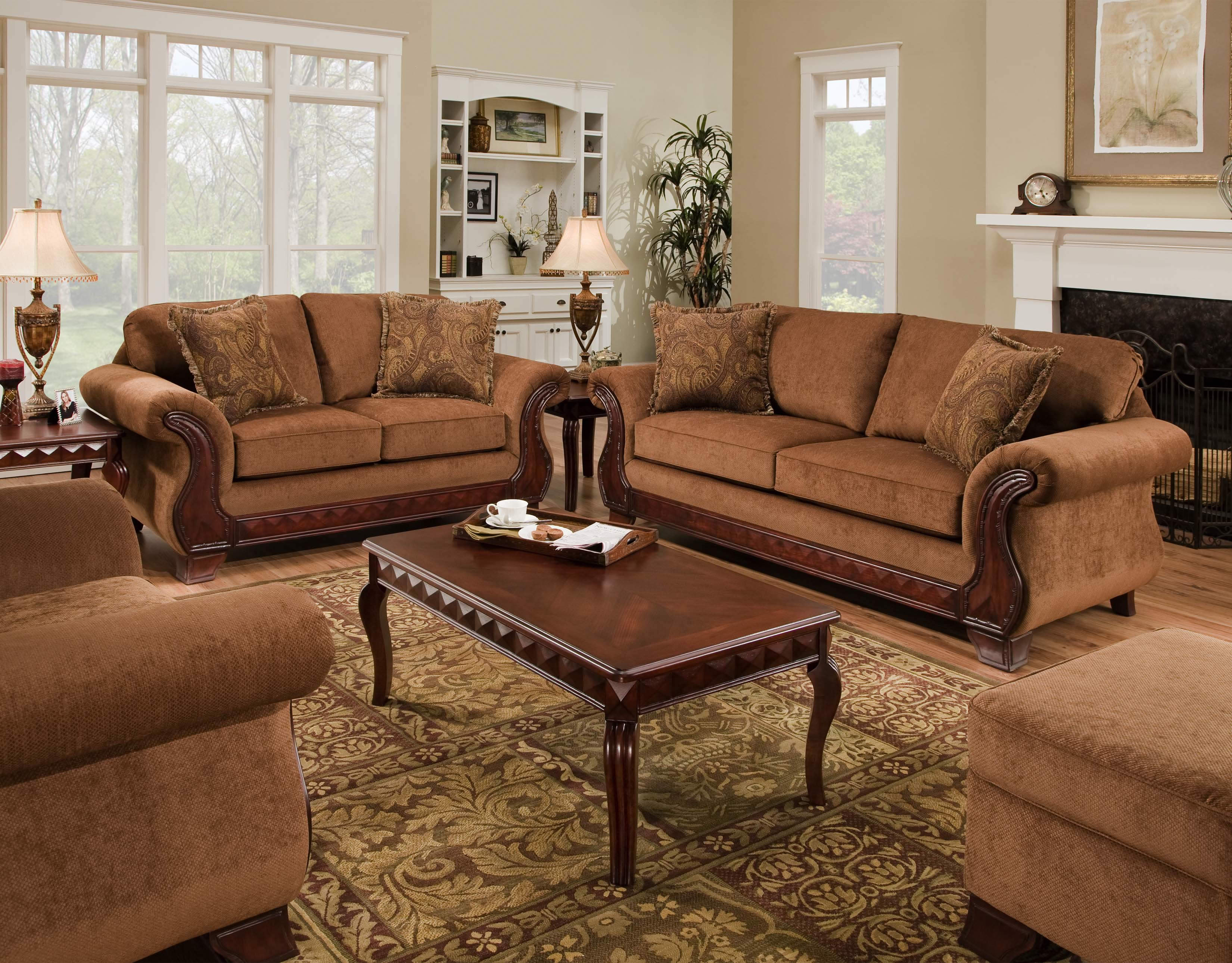 Sofas Couches Loveseats Oversized Chairs Fabric
