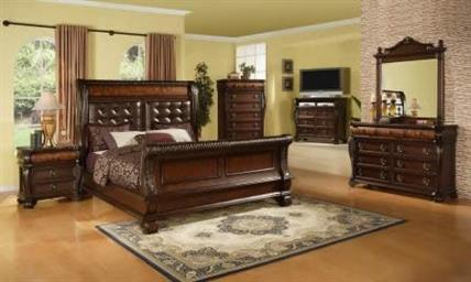 Bedroom Furniture Hemingway Bedroom Set