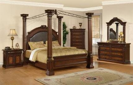 canopy bed posts. Regency Canopy Post Bedroom Furniture